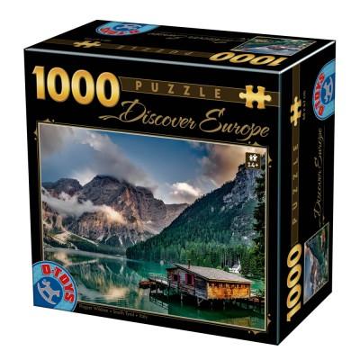Puzzle Dtoys-75949 Tirol