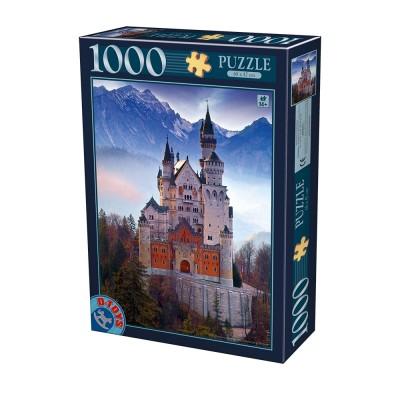 Puzzle  Dtoys-75963 Neuschwanstein