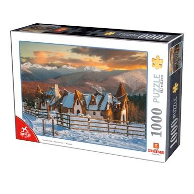 Puzzle  Dtoys-76052 Rumänien