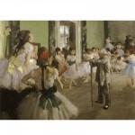 Puzzle  Dtoys-76472 Degas: Die Tanzstunde