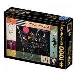 Puzzle  Dtoys-77745 Kandinsky Vassily - The Whole