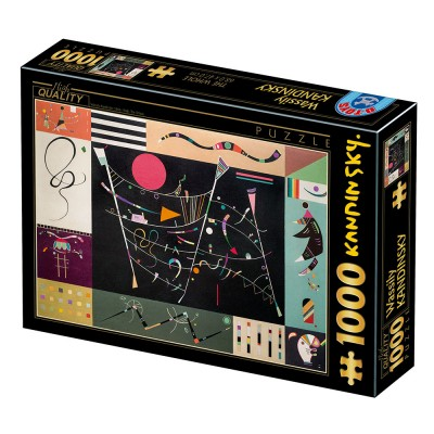 Puzzle Dtoys-77745 Kandinsky Vassily - The Whole