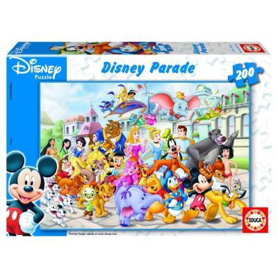 Puzzle  Educa-13289 Disney Parade