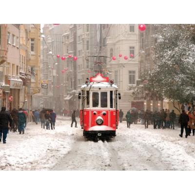 Puzzle  Educa-14729 Beyoglu, Istanbul