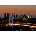 Educa-14755 Neon Puzzle - Bosporus-Brücke