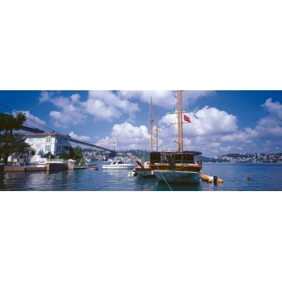 Puzzle  Educa-14758 Izzet Keribar - Fatih Sultan Mehmet Bridge