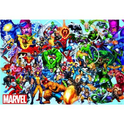 Puzzle  Educa-15193 Marvel: Die Helden von Marvel