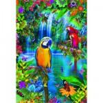 Educa-15512 Puzzle 500 Teile: Tropenparadies