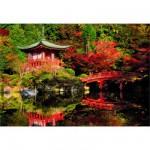 Educa-15529 Puzzle 1500 Teile: Daigo-Ji Tempel, Kyoto, Japan