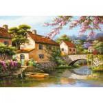 Puzzle  Educa-15813 Sung Kim - Cottage