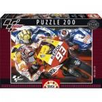 Puzzle  Educa-15904 Moto GP