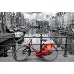 Puzzle  Educa-16018 Die Niederlande: Amsterdam
