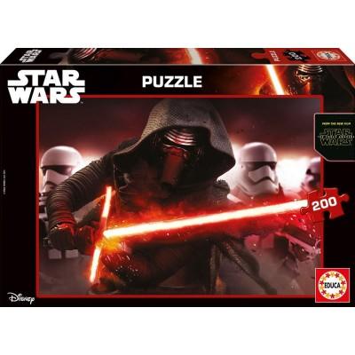 Puzzle  Educa-16522 Star Wars