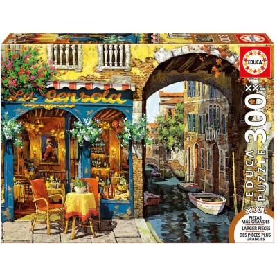 Puzzle Educa-16743 XXL Teile - Viktor Shvaiko - La Palette Notre Dame