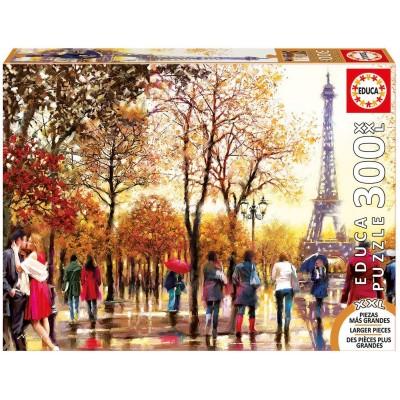 Puzzle Educa-16745 XXL Teile - Eiffelturm