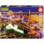 Educa-16761 Neon Puzzle - Las Vegas