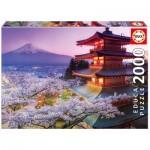 Puzzle  Educa-16775 Mount Fuji, Japan