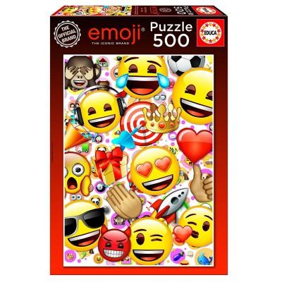Puzzle  Educa-17088 Emoji