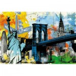 Puzzle  Educa-17120 Urban Liberty, New York