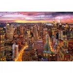 Puzzle  Educa-17131 Manhattan Skyline