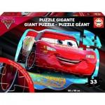Educa-17180 Riesen-Bodenpuzzle - Cars