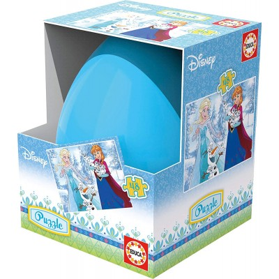 Puzzle  Educa-17289 Disney - Frozen