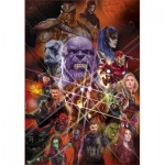 Puzzle  Educa-17641 Marvel Avengers - Infinity War