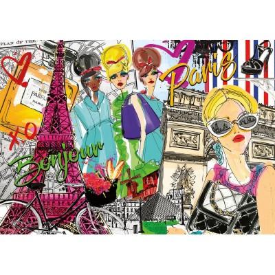 Puzzle  Educa-17650 Paris, Frankreich