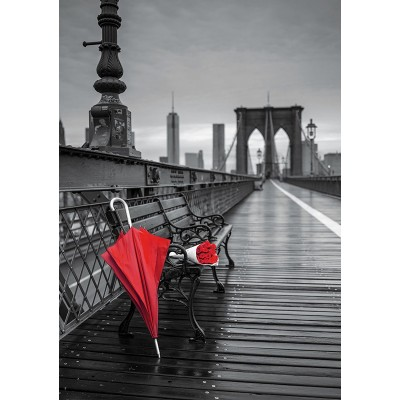 Puzzle  Educa-17691 Brooklyn-Brücke