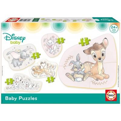 Educa-17755 5 Baby Puzzles