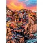 Puzzle  Educa-17980 Manarola, Cinque Terre, Italien