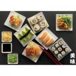 Puzzle  Educa-17986 Sushi