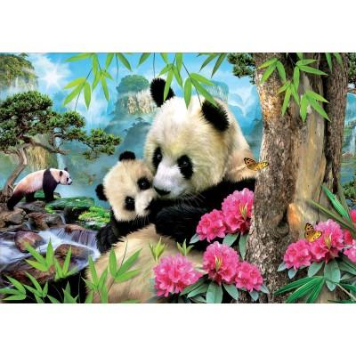 Puzzle  Educa-17995 Panda