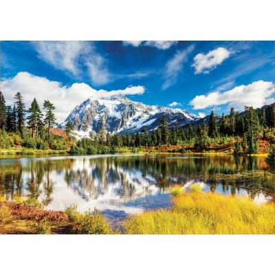 Puzzle  Educa-18011 Berg Shuksan, Washington, USA
