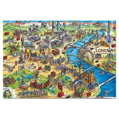 Puzzle  Educa-18451 London