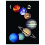 Puzzle  Eurographics-6000-0100 Nasa: Sonnensystem