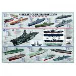 Puzzle  Eurographics-6000-0129 Flugzeugträger