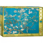 Puzzle  Eurographics-6000-0153 Van Gogh: Blühende Mandelbaumzweig