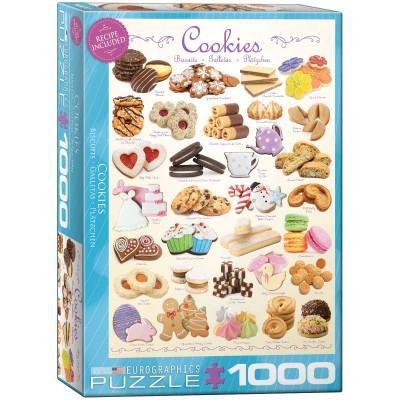 Puzzle  Eurographics-6000-0410 Cookies