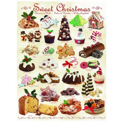 Puzzle  Eurographics-6000-0433 Weihnachtseinladung