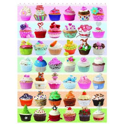 Puzzle  Eurographics-6000-0586 Cupcake Celebration