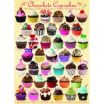 Puzzle  Eurographics-6000-0587 Shokoladen Cupcakes