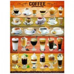 Puzzle  Eurographics-6000-0589 Kaffee