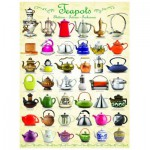 Puzzle  Eurographics-6000-0599 Teekannen
