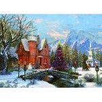 Puzzle  Eurographics-6000-0669 Dominic Davison: Holiday Lights