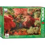 Puzzle  Eurographics-6000-0701 The Butchart Gardens - Japanese Garden