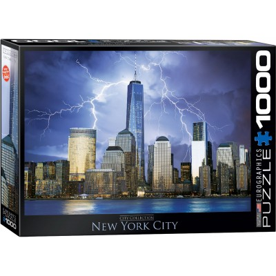 Puzzle  Eurographics-6000-0731 New York City World Trade Center