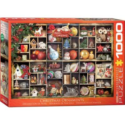 Puzzle  Eurographics-6000-0759 Weihnachtsschmuck