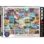 Puzzle  Eurographics-6000-0761 Globetrotter Beaches