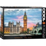 Puzzle  Eurographics-6000-0764 London - Big Ben